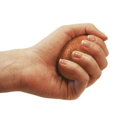 Sissel OEuf de Rééducation Press Egg mixte adulte Orange Extra-fort