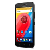 "Motorola Moto C XT1756A teléfono Inteligente 12.7 cm (5"") 1 GB 8 GB Tarjeta SIM Sencilla 4G Negro 2350 mAh - Smartphone (12.7 cm (5""), 1 GB, 8 GB, 5 MP, Android 7.0, Negro)"