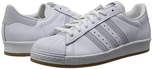 Moda Pelle avevano Adidas 44 In Uomo Scarpe '80 Rifrangenti Bianca Originali Ginnastica Superstar Scarpe Di Da zwfZqZPAxn