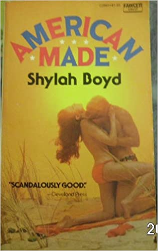 Book American Made