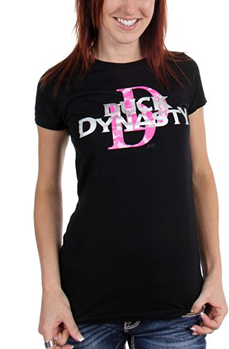 Buy duck dynasty shirt pink