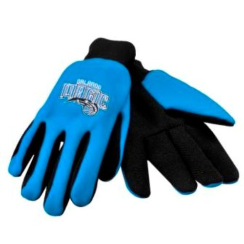 NBA Orlando Magic Sports Utility Gloves-One Size Fits Most (Gloves Magic 1)