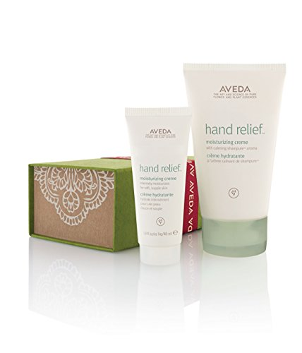 "AVEDA HAND RELIEF feeling ""calm is a gift"" HOLIDAY SET LIMIT"