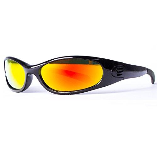 Noir soleil 10 pour de Lunettes couleurs le Miroir Rouge 4003 sport différentes SxzT5WwpqH