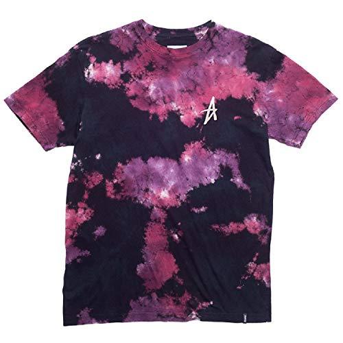 Tee Altamont (ALTAMONT Dark Days (Black/Purple) T-Shirt-XLarge)