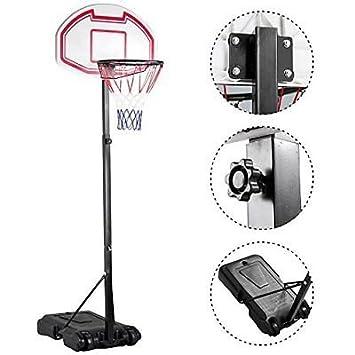 Generic - Canasta de Baloncesto para niños (1,9-2,5 m): Amazon.es ...
