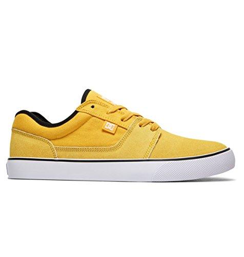 DC TONIK Unisex-Erwachsene Sneakers YELLOW/GOLD