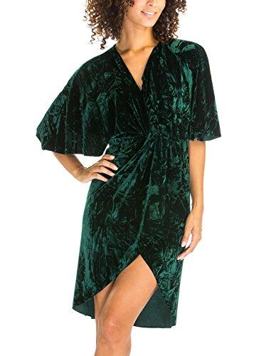 full skirt shirtwaist dress - 6