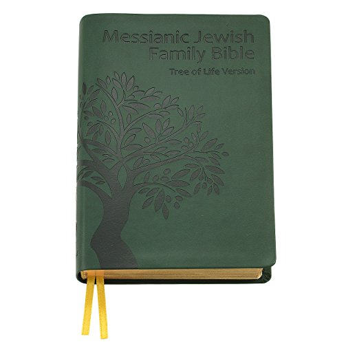 Life Of Tree Bible - Messianic Jewish Family Bible