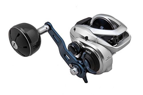 - SHIMANO Tranx 401A HG Left Handed Lowprofile Freshwater Reel