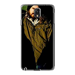 High Quality Hard Phone Cover For Samsung Galaxy Note3 (klC10969Qqya) Provide Private Custom Vivid Metallica Image
