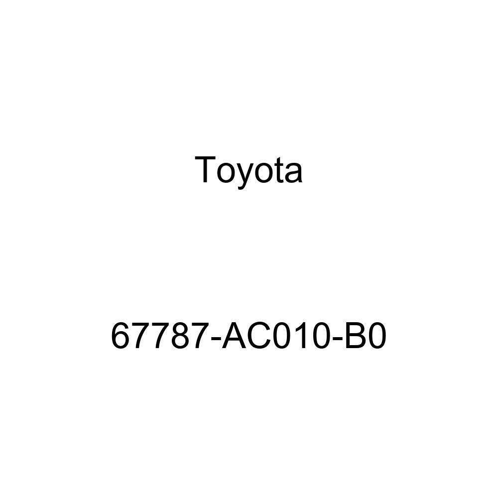 Toyota 67787-AC010-B0 Door Trim Pocket