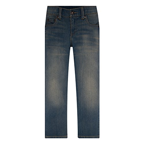 Levi's Boys' Big 510 Skinny Fit Jeans, Vintage Peak, 14