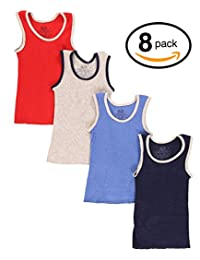 Fruit of the Loom Boys A-Shirts Tank Top Undershirts