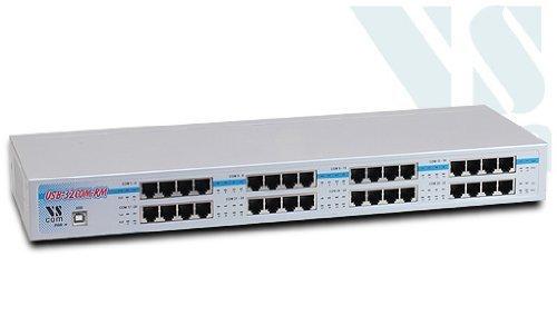 VSCom USB to 32-port Serial Ad