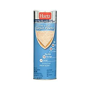 Amazon Com Hartz Ultraguard Plus Flea Amp Tick Carpet