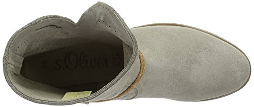 s.Oliver Women's 25313 Slouch Boots Beige (Taupe 341) Ksq8bHT