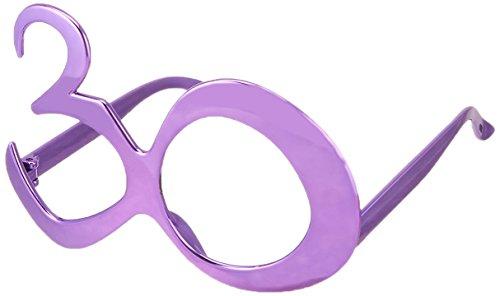 Metallic Fanci Frames asstd purple Accessory
