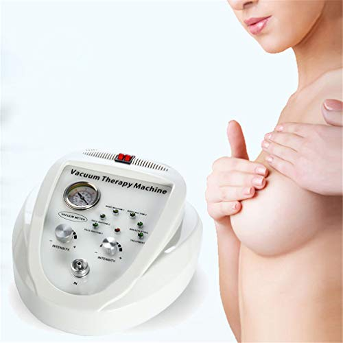 Breast Massager Enhancer/Chest Pulse Pump/Electronic Vacuum Massage Machine Acupressure/Therapy Breast Compact Lifting Body Shaping Beauty Device