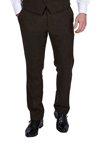 Marc Darcy - Pantalon - Pantalon - Homme marron marron Auditor's Target Value