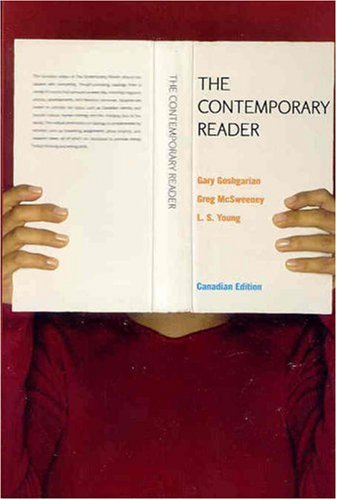 The Contemporary Reader, First Canadian Edition