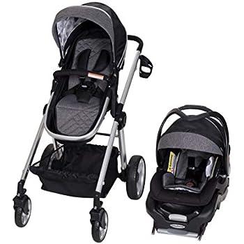 Amazon.com : Elle Baby Deluxe Travel System, Orange : Baby
