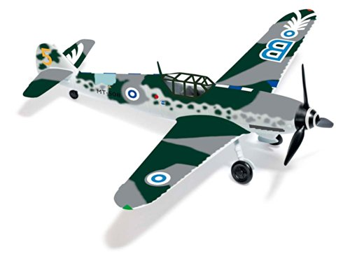 Busch 25013 Bf 109 G6 Finnish Air HO Military Model (Finnish Air)