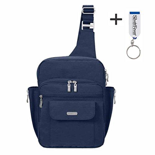 Baggallini Sling Messenger Backpack Shoulder