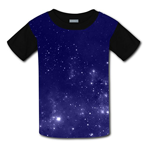 Deep Space Light Weight T-Shirt 2017 The Latest Version For girlsfree Postage]()