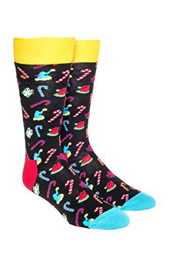 Happy Socks Holiday Candy Cane 10 - 13