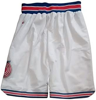 Tune Squad Space Jam Pantalones Cortos película de baloncesto ...