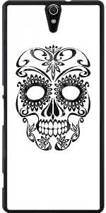 Funda para Sony Xperia C5 - Cráneo De La Vendimia by wamdesign