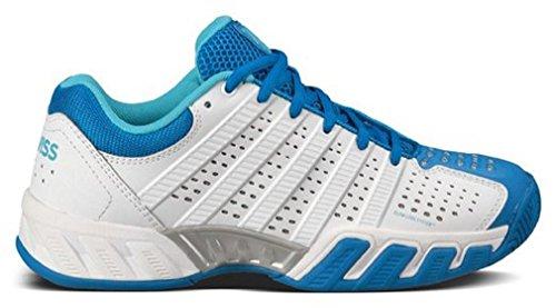 K-Swiss Damen Ks Bigshot Light 2.5 Sneaker Weiß/Blau