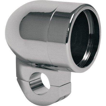 Baron Custom Accessories Bullet Tachometer Housing