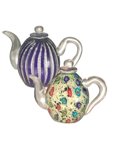 teapot bookends - 4