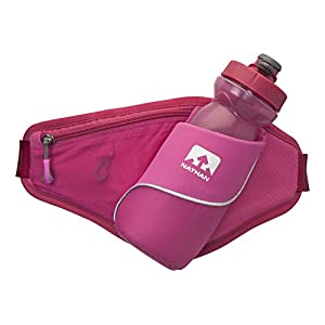 Nathan Triangle Waist Pack, Vivacious, One Size