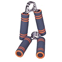 Gorilla Sports Fingerhantel Professionelle Hand Gripper 2er Set, One size,...