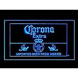 Corona Mexico Extra Beer Bar Led Light Sign
