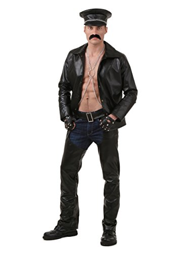 Village People Biker Costume - XL
