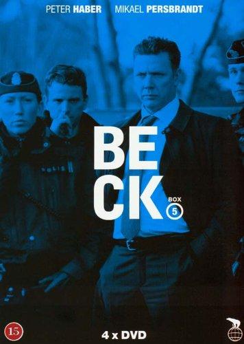 Beck - Series 17-20 (Skarpt läge / Flickan i Jordkällaren / Gamen / Advokaten) (The Scorpion / Girl In the Basement / The Vulture / The Attorney) [Reg. 2]