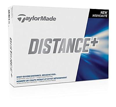 Taylor Made Distance Plus Golf Balls