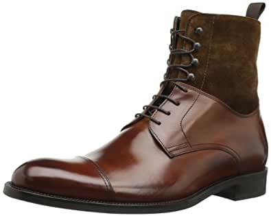 To Boot New York Men's Wright Lace-Up Boot,TEK-PERNICE,10 M US