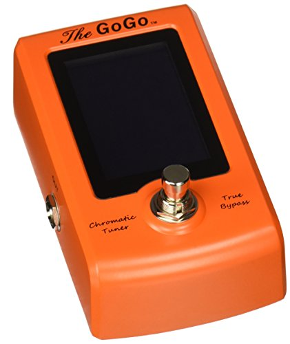 GOGO Tuners The GOGO Pedal Tuner by GoGo Tuners