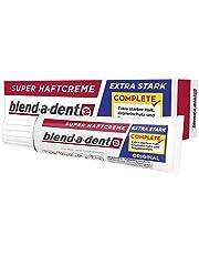 Blend-a-dent Complete zelfklevende crème origineel, verpakking van 12 (12 x 47 g)