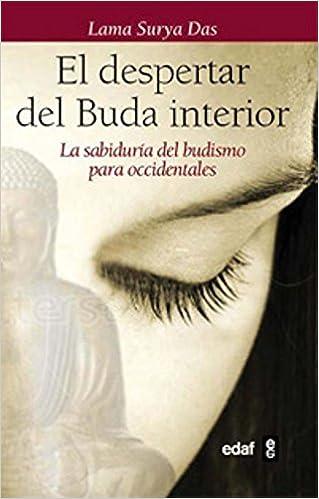 Book's Cover of Despertar Del Buda Interior,  El (Luz de Oriente) (Español) Tapa blanda – 17 noviembre 2011