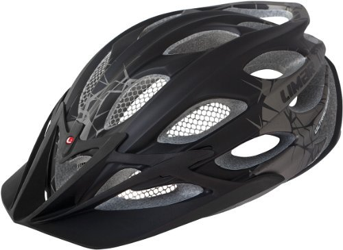 Limar ULMTB+ MTB 14 M53-57 Helmet Black-Ant [並行輸入品]   B06XFY2Q3L
