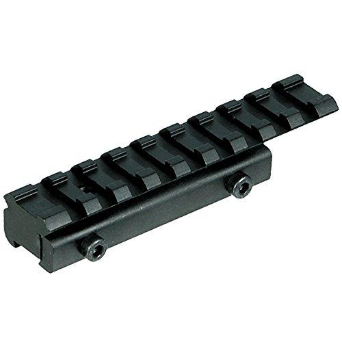 Side Acc Rail - UTG Low Profile Airgun/.22 to Picatinny/Weaver Rail Adaptor