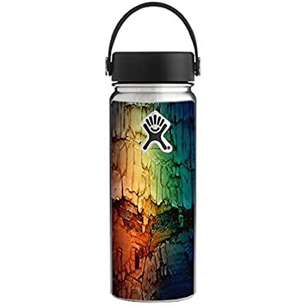 Skin de vinilo para Hydro Flask 18 oz Wide Mouth/Multicolor ...