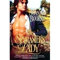book cover of The Spymaster\'s Lady