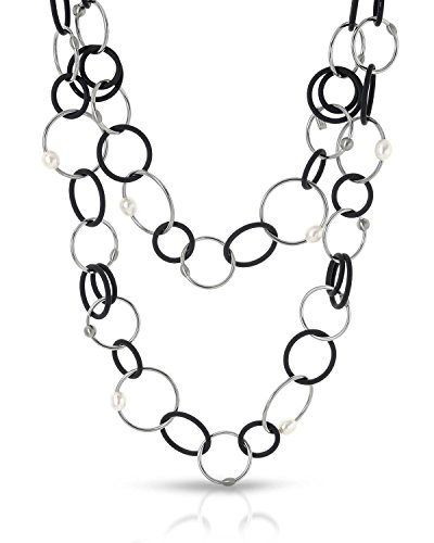 26 Inch Cultured Pearl Necklace - 7